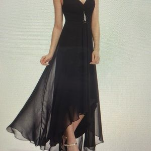 High-Low evening Gown size:14